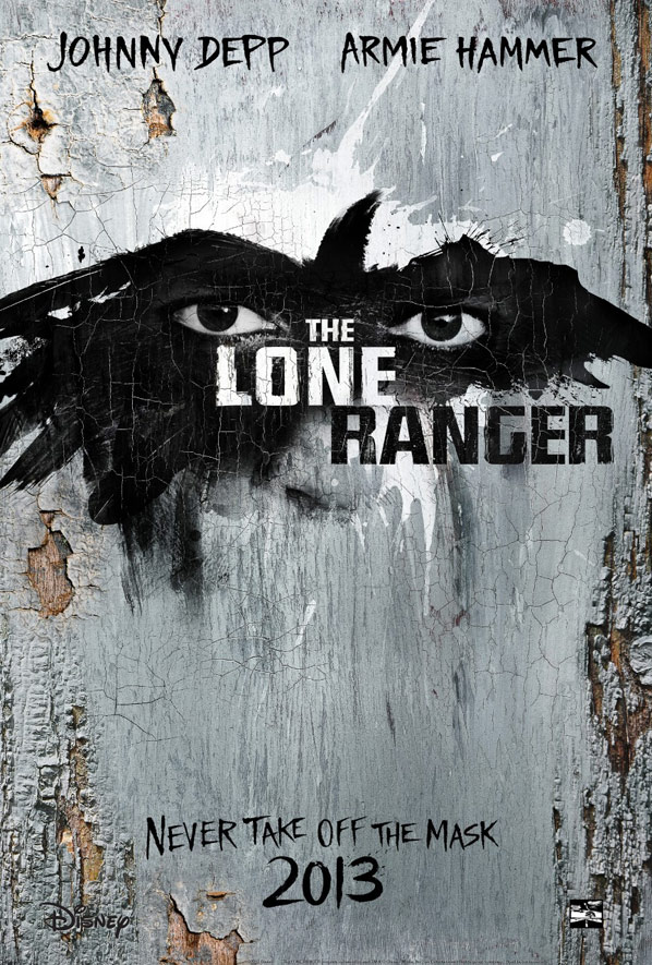 The Lone Ranger Poster #1