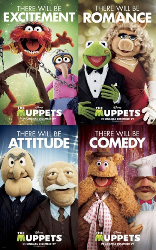 The Muppets Poster #10