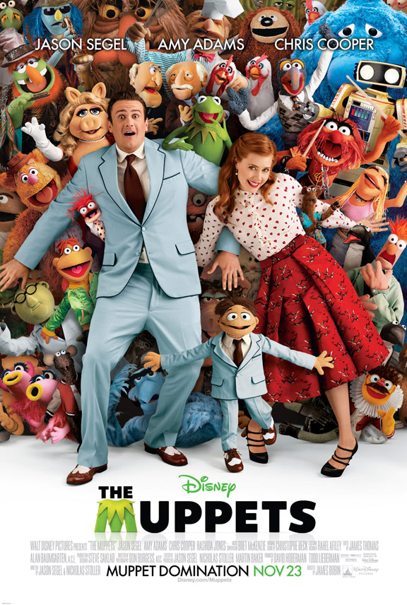 The Muppets Poster #3
