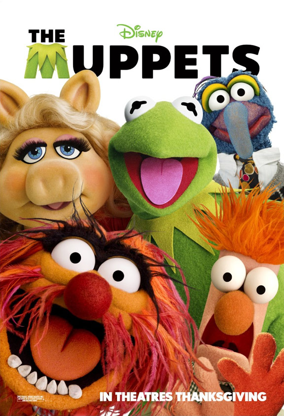 The Muppets Poster #6