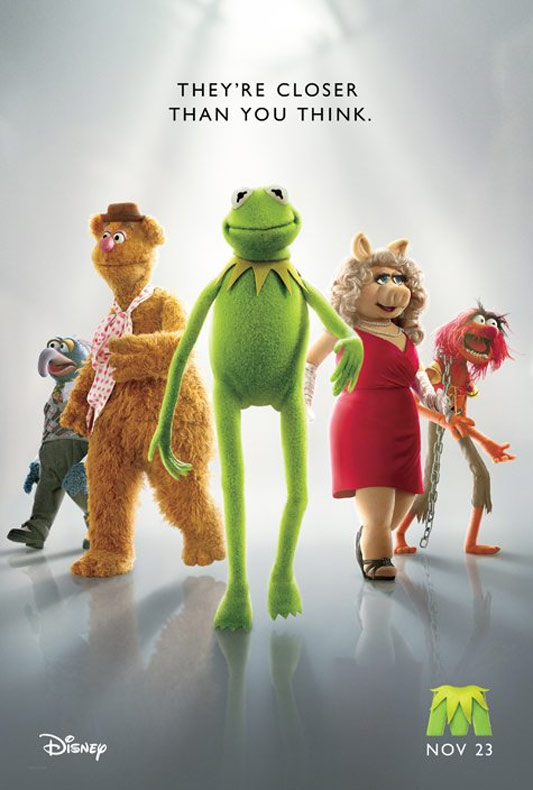 The Muppets Poster #1