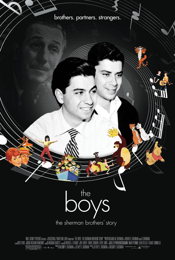 The Boys: The Sherman Brothers' Story Poster #1