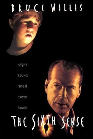 The Sixth Sense Poster #2