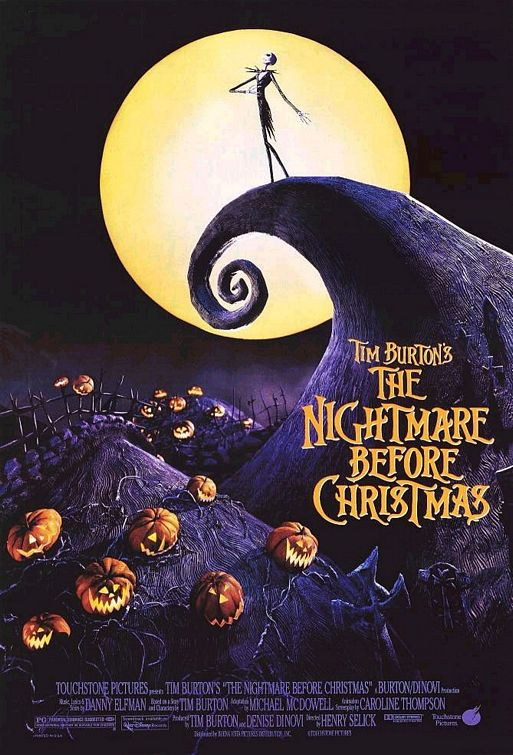 The Nightmare Before Christmas Poster #1