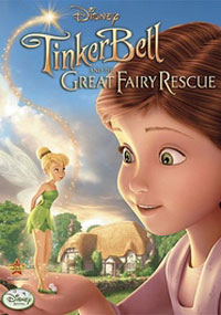 Tinker Bell and the Great Fairy Rescue Poster #1