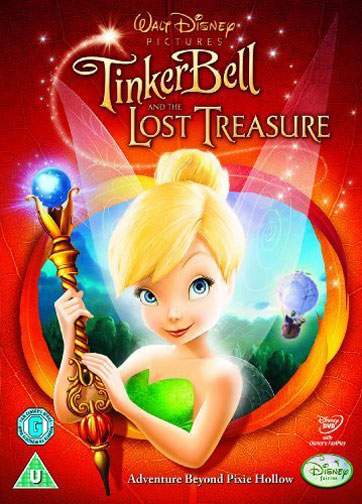 Tinker Bell and the Lost Treasure Poster #1