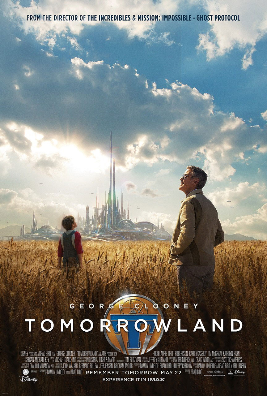 Tomorrowland Poster #2