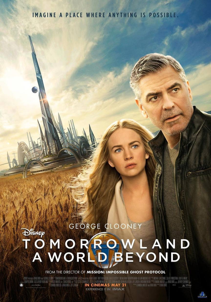 Tomorrowland Poster #3
