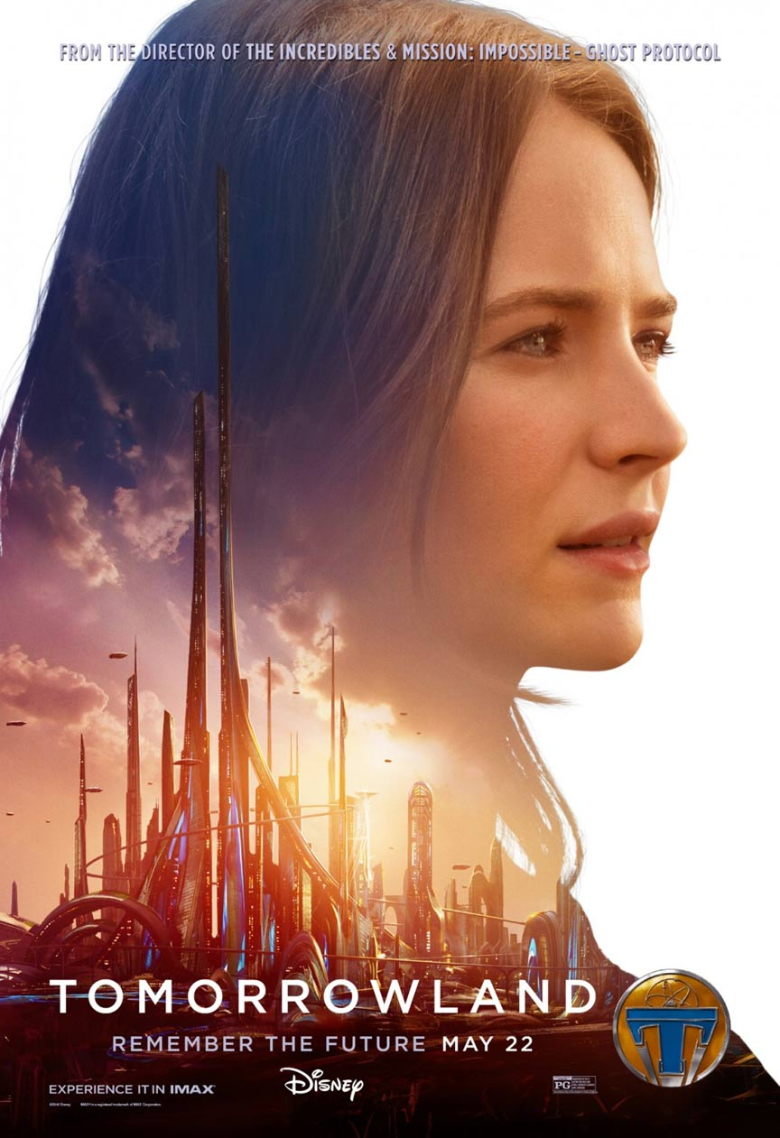 Tomorrowland Poster #5