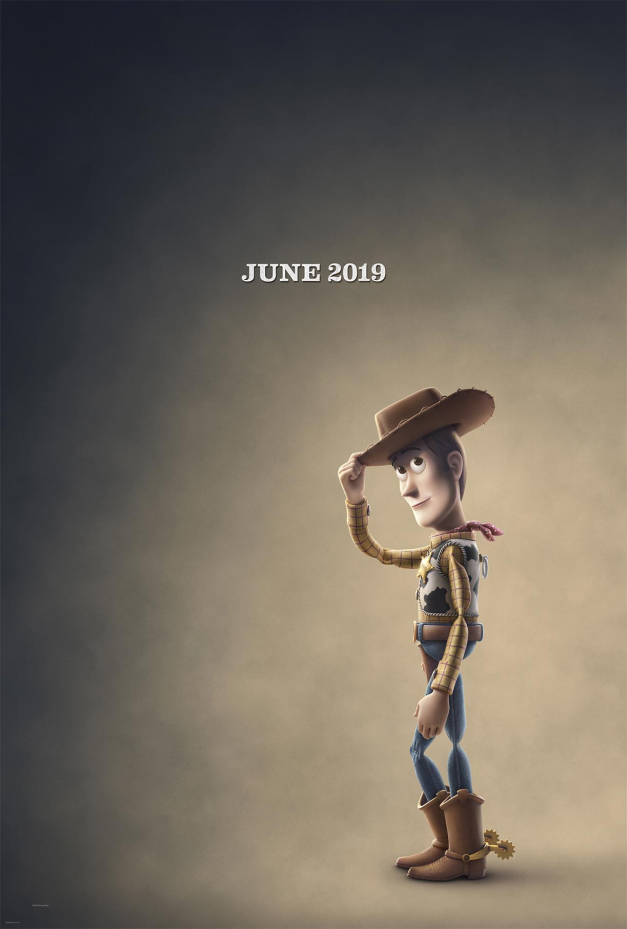 Toy Story 4 Poster #1