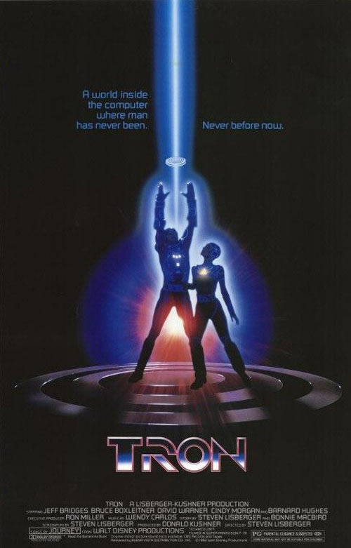 TRON Poster #1