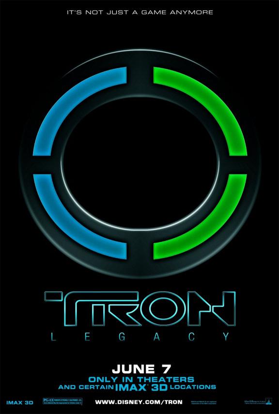 Tron Legacy Poster #2