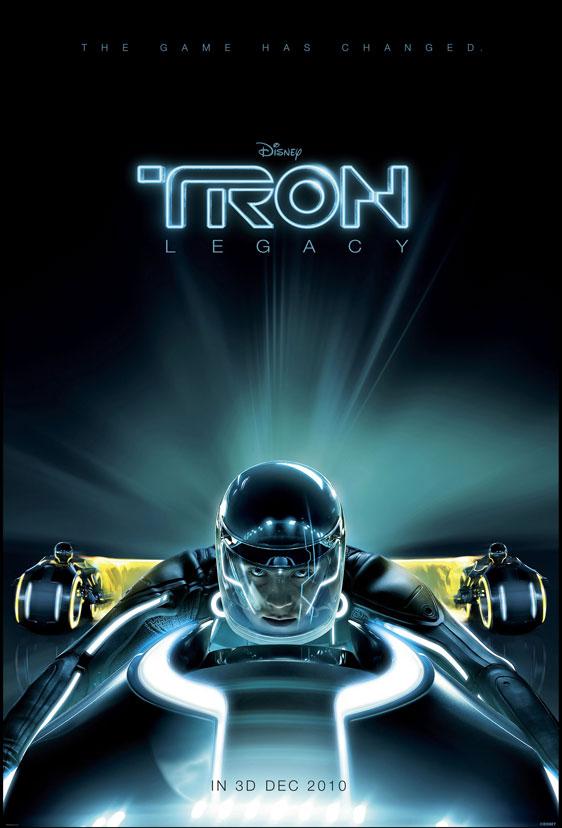 Tron Legacy Poster #3