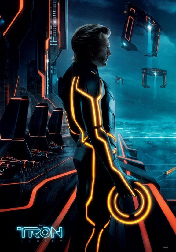 Tron Legacy Poster #30