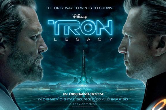 Tron Legacy Poster #31