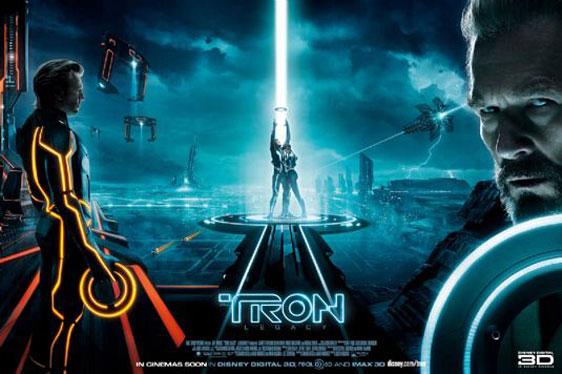 Tron Legacy Poster #32