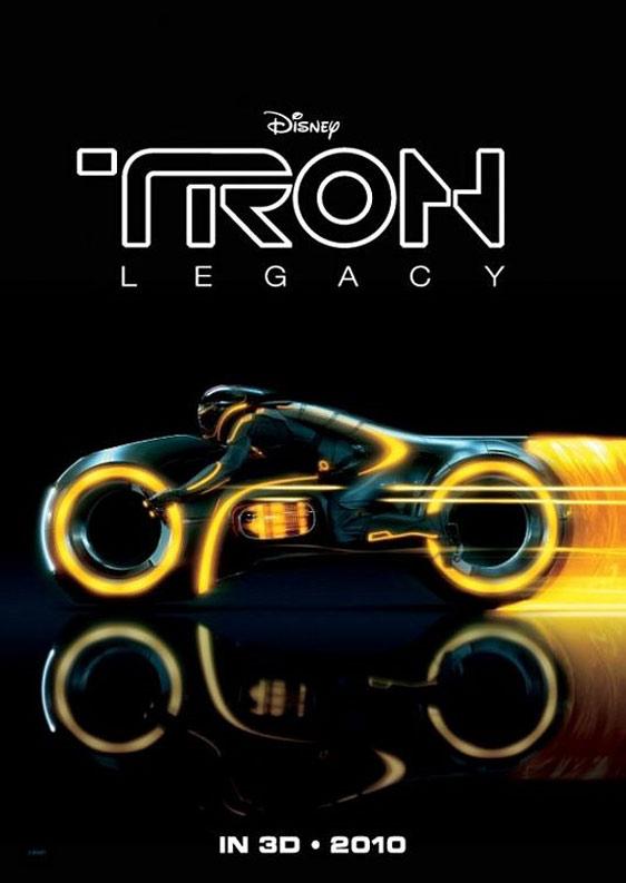 Tron Legacy Poster #34