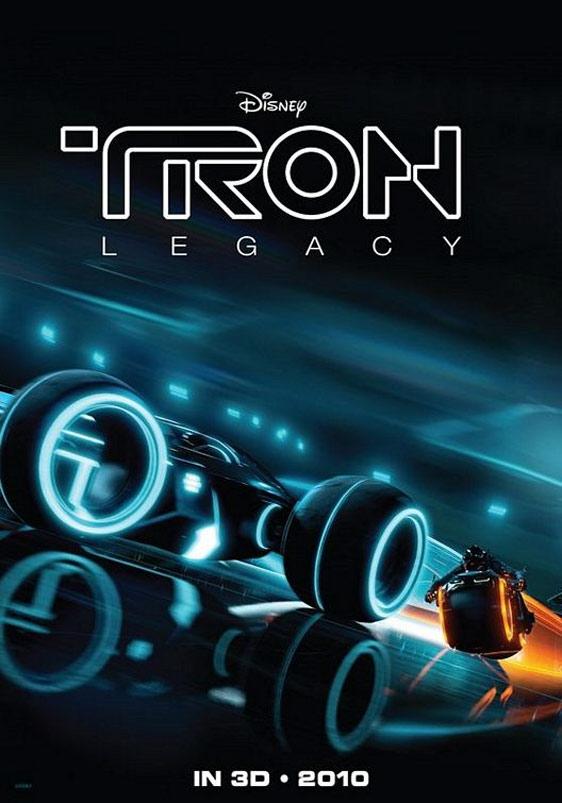 Tron Legacy Poster #35