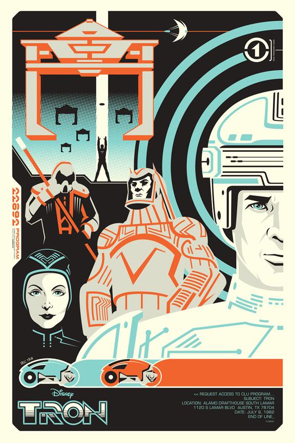 Tron Legacy Poster #36