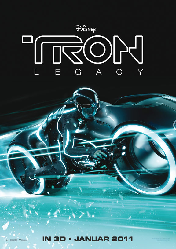 Tron Legacy Poster #9
