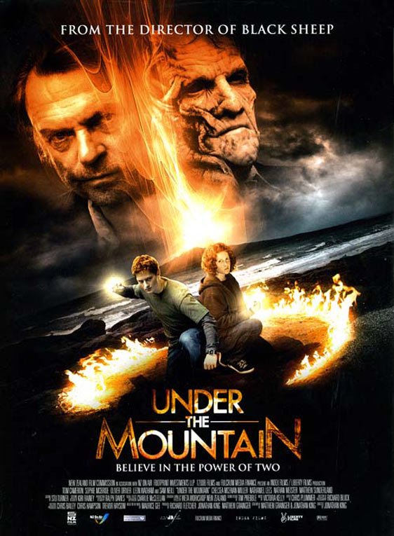 Under the Mountain Poster #1