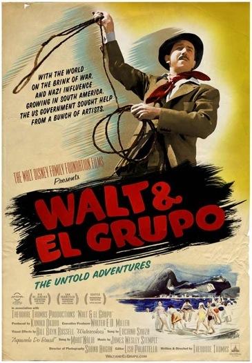 Walt & El Grupo Poster #1