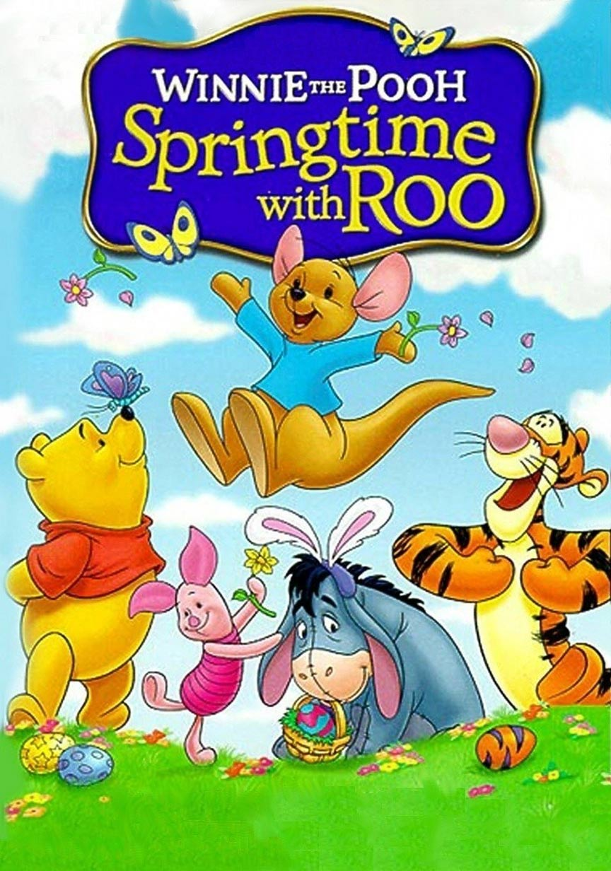 Winnie the Pooh: Springtime with Roo Poster #1