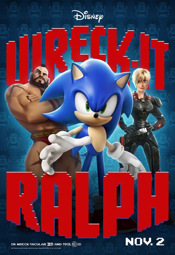 Wreck-It Ralph Poster #10