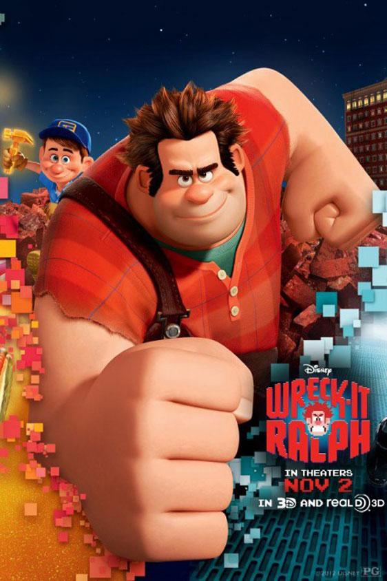 Wreck-It Ralph Poster #13
