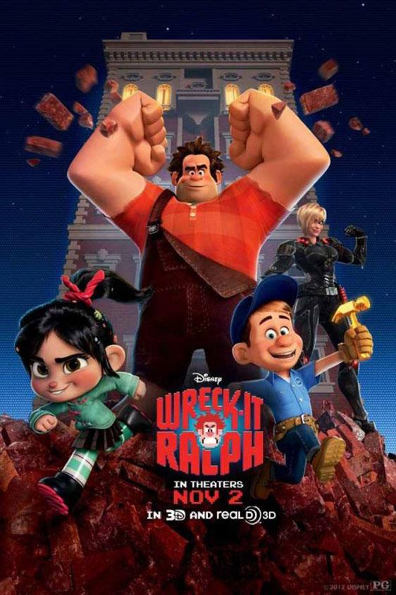 Wreck-It Ralph Poster #15