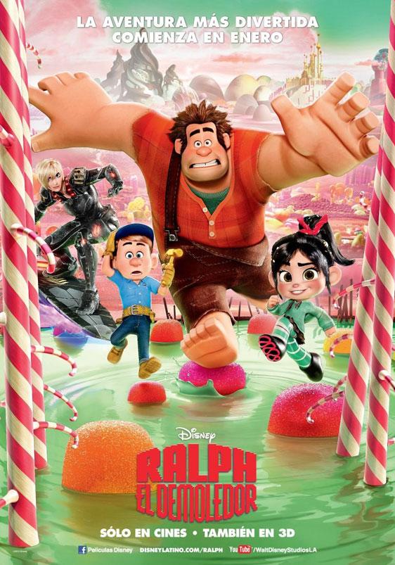 Wreck-It Ralph Poster #17