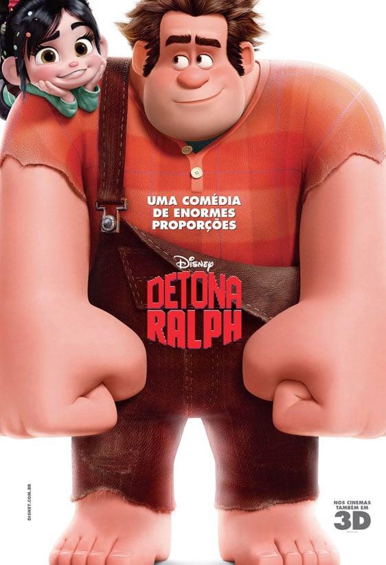 Wreck-It Ralph Poster #5