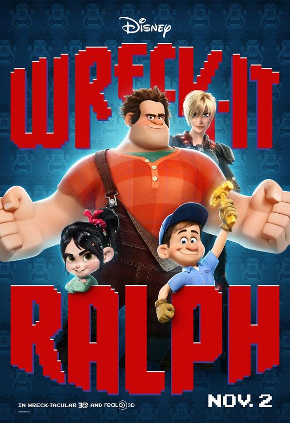 Wreck-It Ralph Poster #6