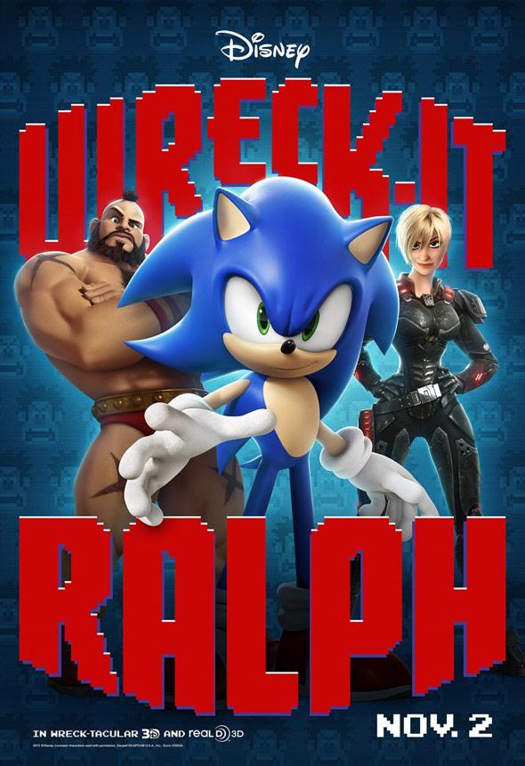 Wreck-It Ralph Poster #8