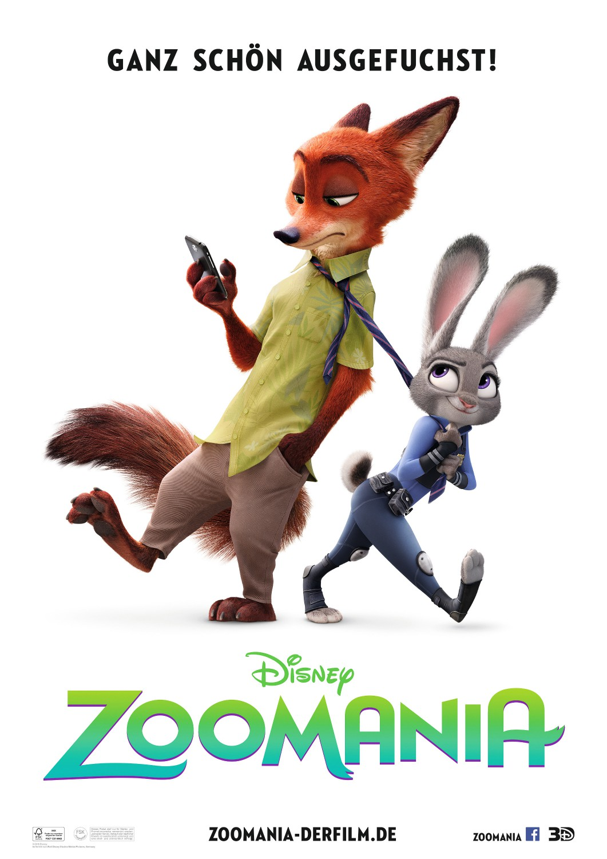 Zootopia Poster #4