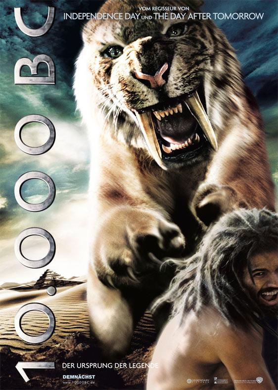 10,000 BC Poster #6