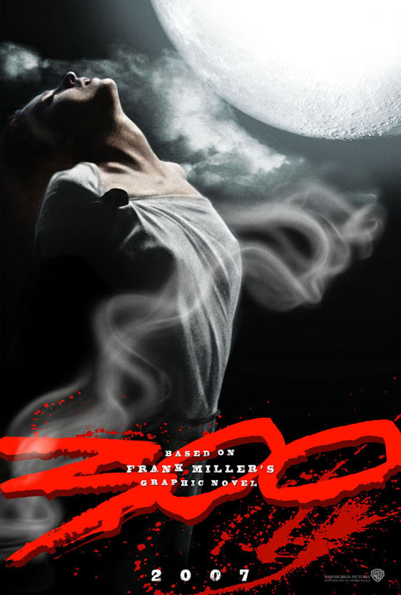 300 Poster #4