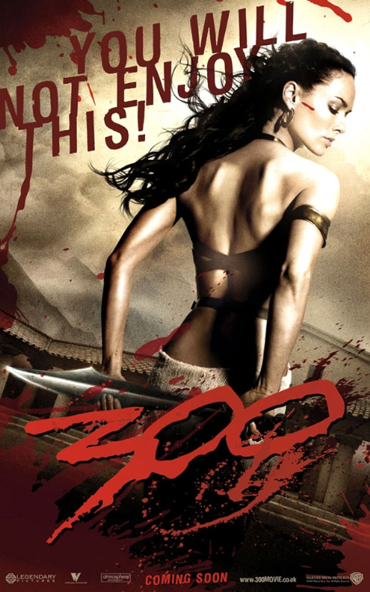 300 Poster #6