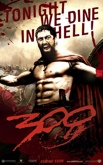 300 Poster #1