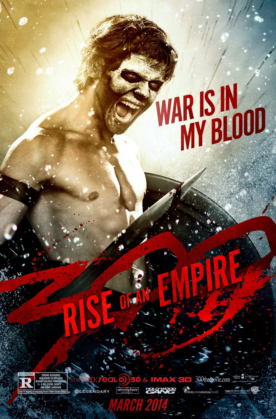 300: Rise of an Empire Poster #10