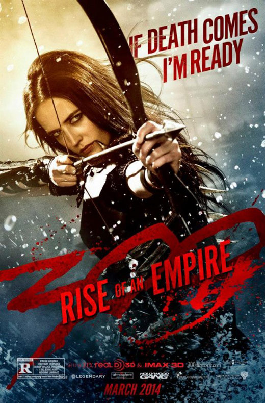 300: Rise of an Empire Poster #11