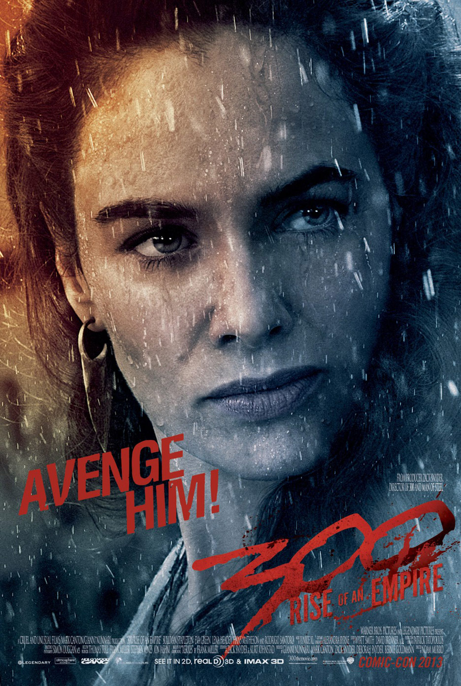 300: Rise of an Empire Poster #4