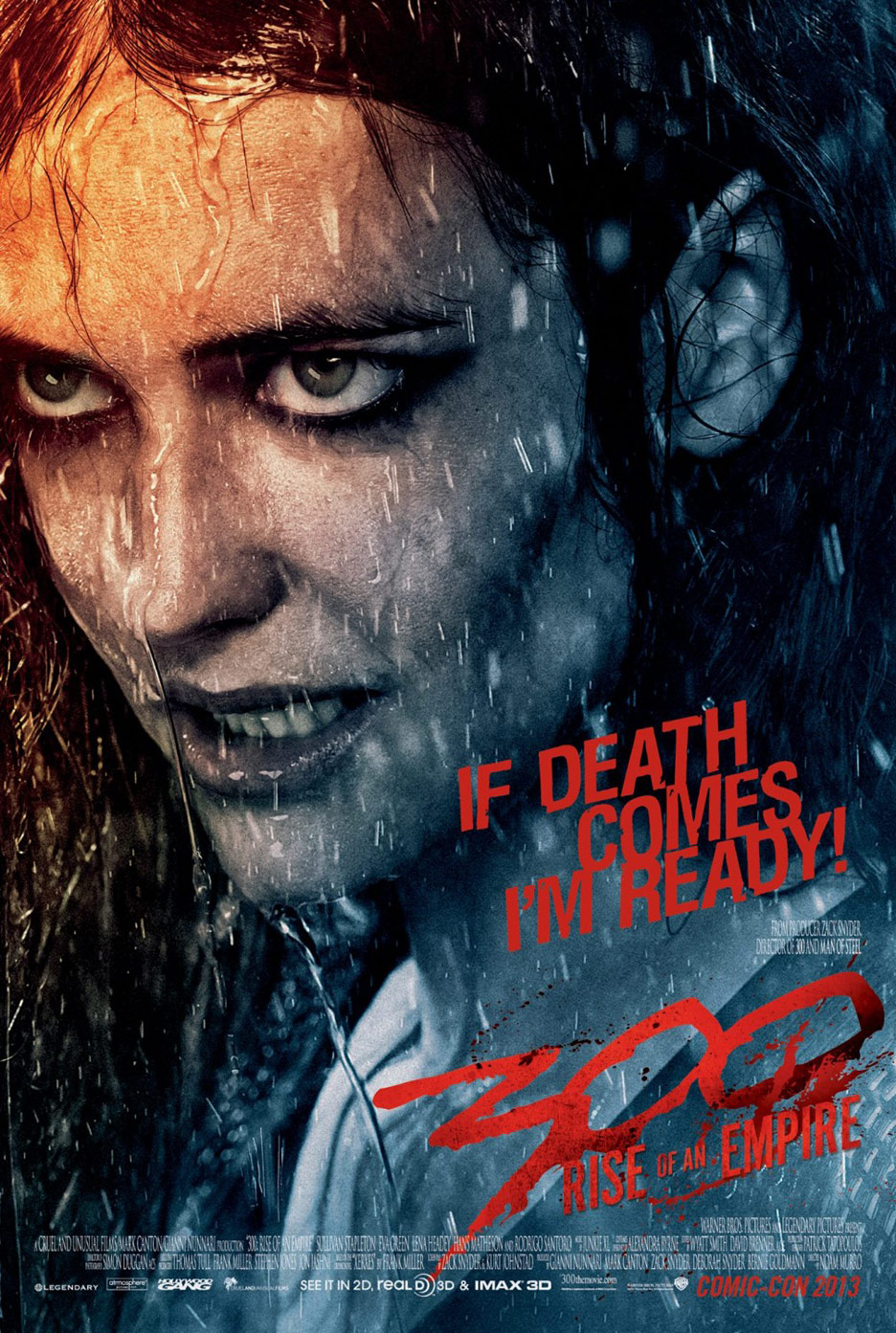 300: Rise of an Empire Poster #7
