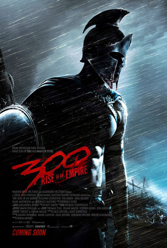 300: Rise of an Empire Poster #1