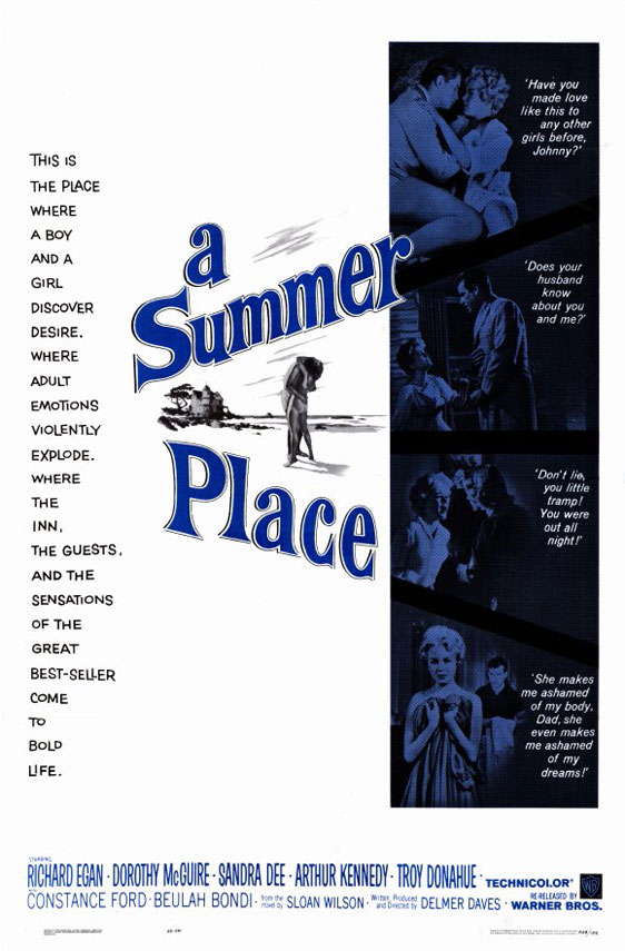 A Summer Place Poster #1
