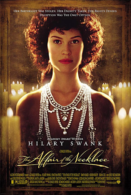 The Affair of the Necklace Poster #1