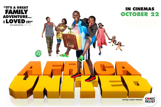 Africa United Poster #1