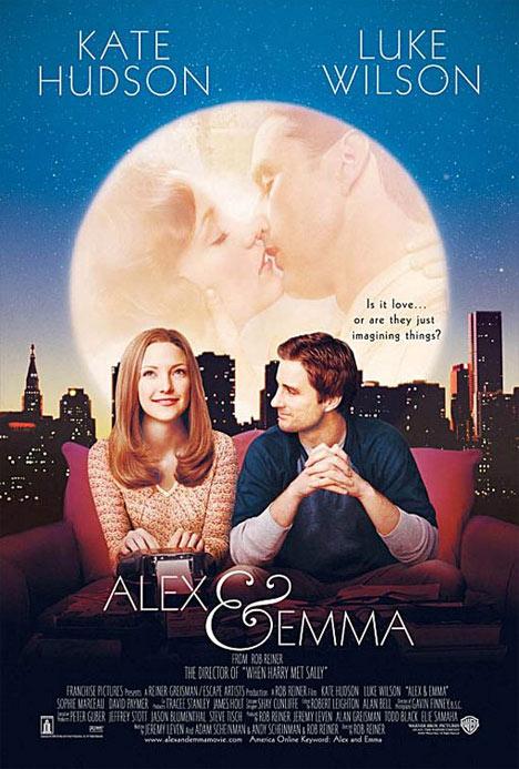 Alex & Emma Poster #1