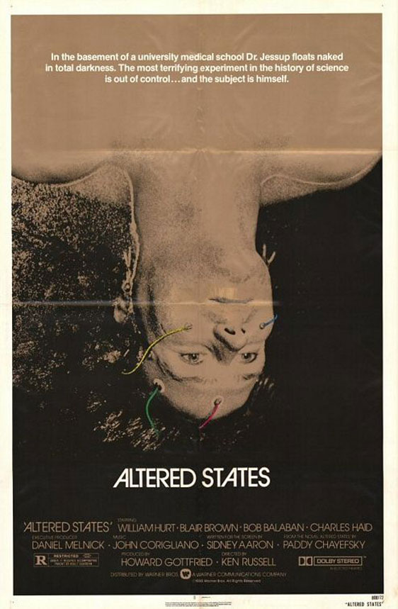 Altered States Poster #1