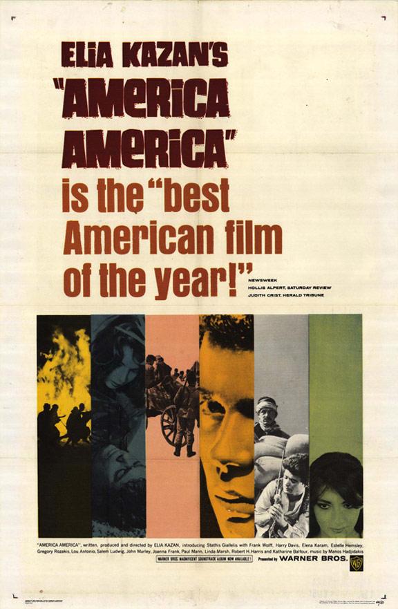 America, America Poster #1